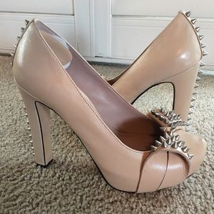 Vince Camuto Jamma Spiked Heels
